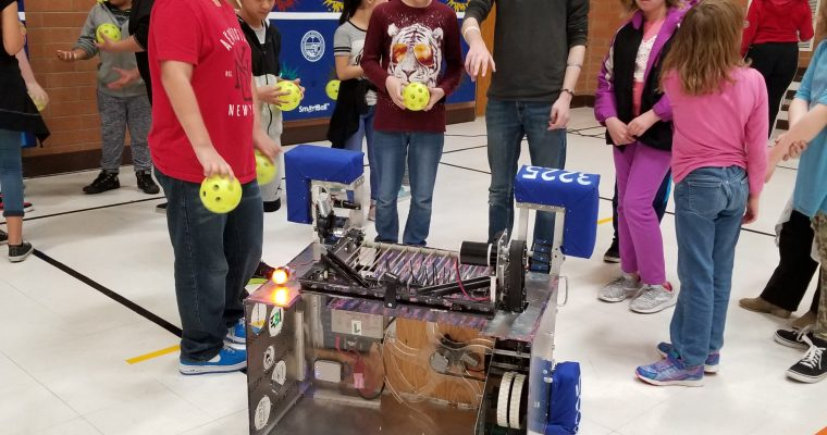 Hunter High Robotics Team