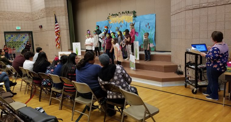 Swamped – Whittier Elementary Musical